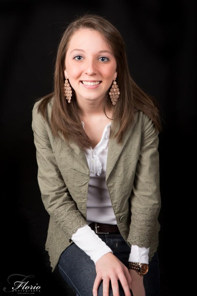 Senior Portrait Session - Cary, NC