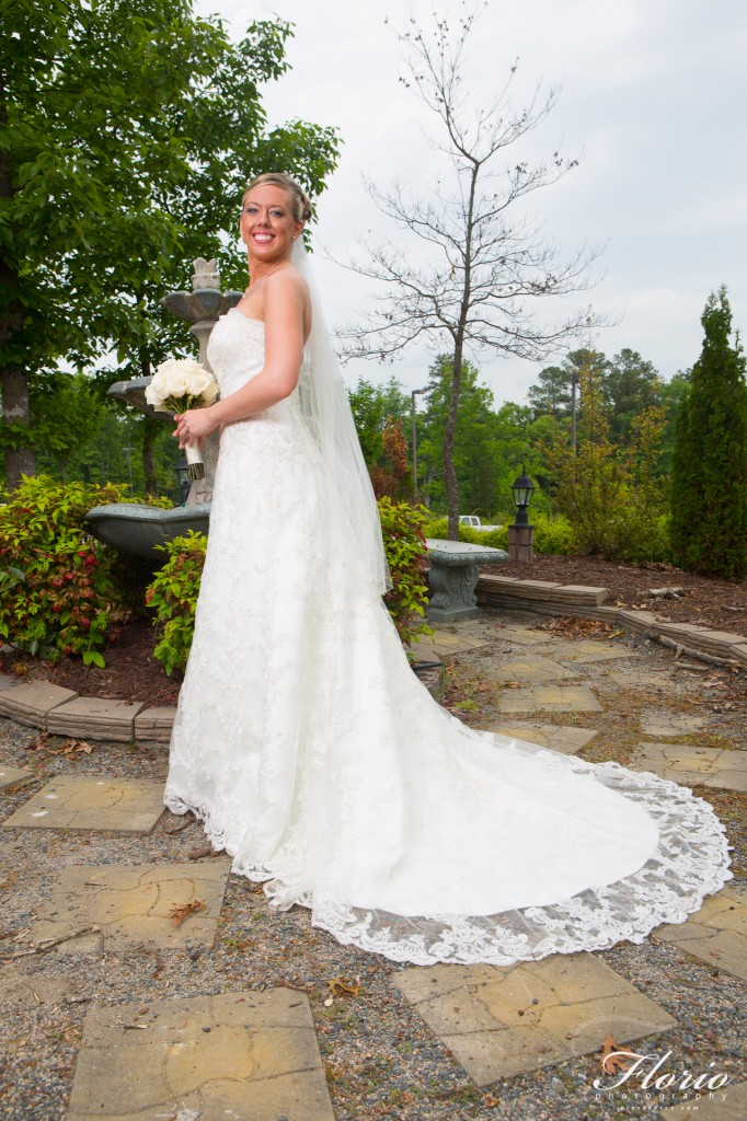 Wedding Photography - Ceremony Westwood Baptist Church Cary, NC