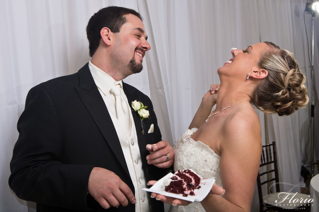 Wedding Photography - Reception Hilton RTP Durham, NC