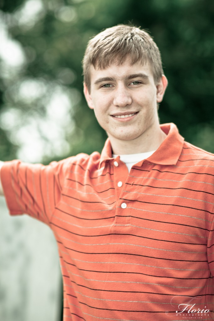 Senior Portrait - Class of 2012