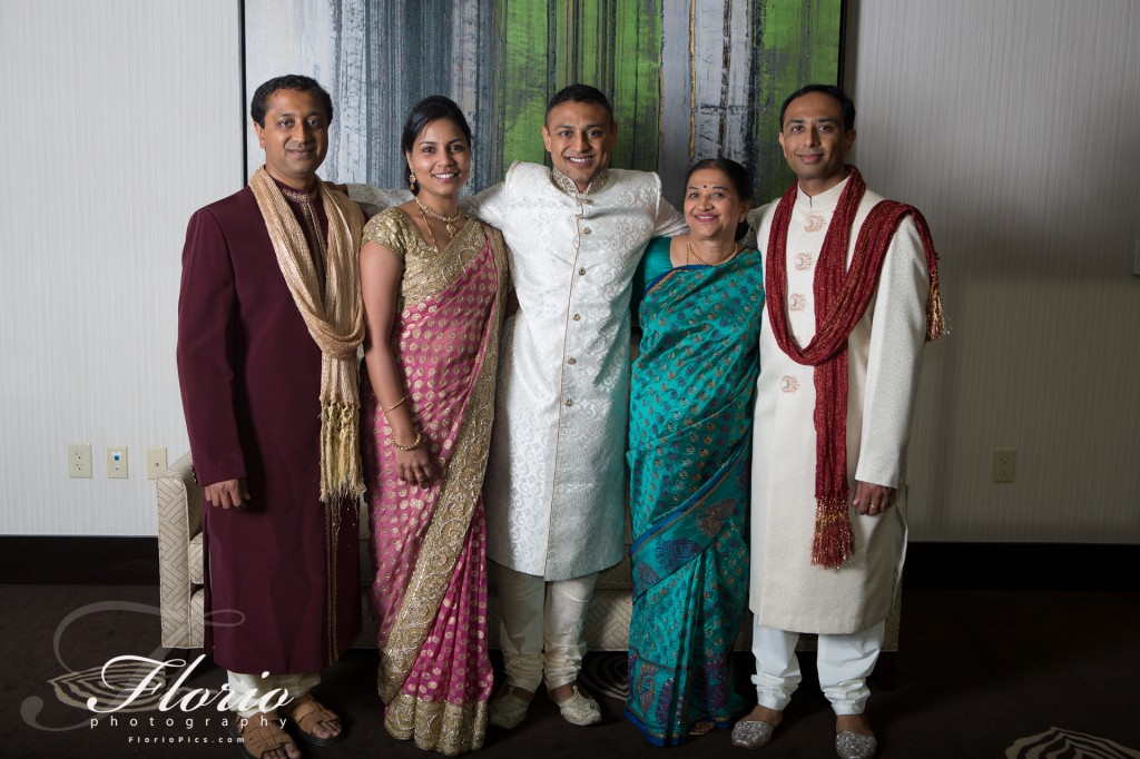 Cary, NC Indian Wedding Reception