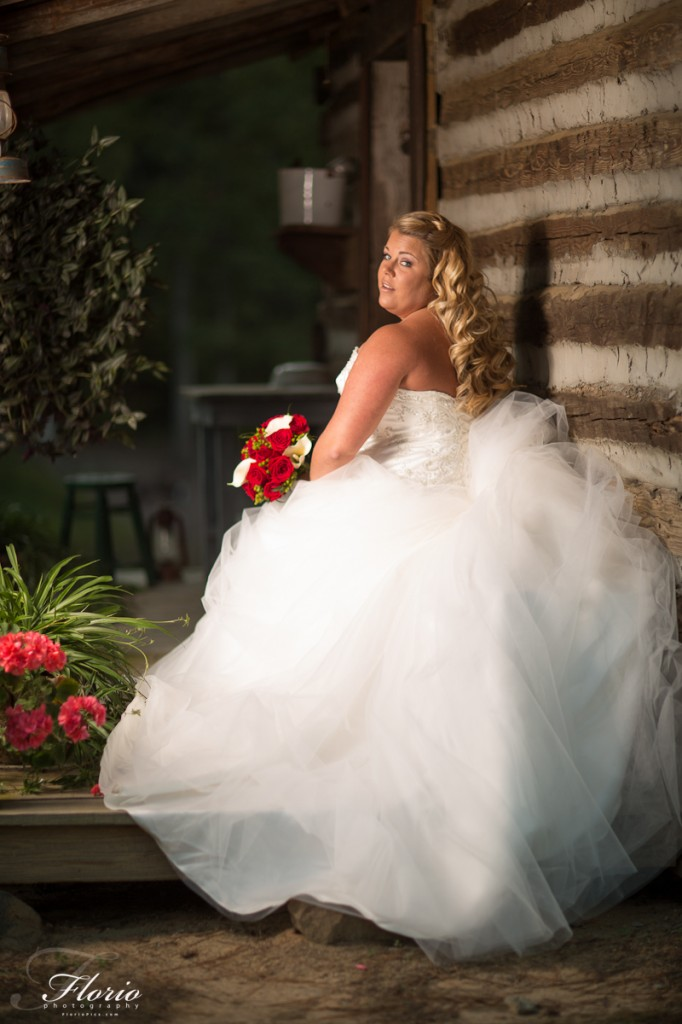 Cary, NC Bridal Portrait