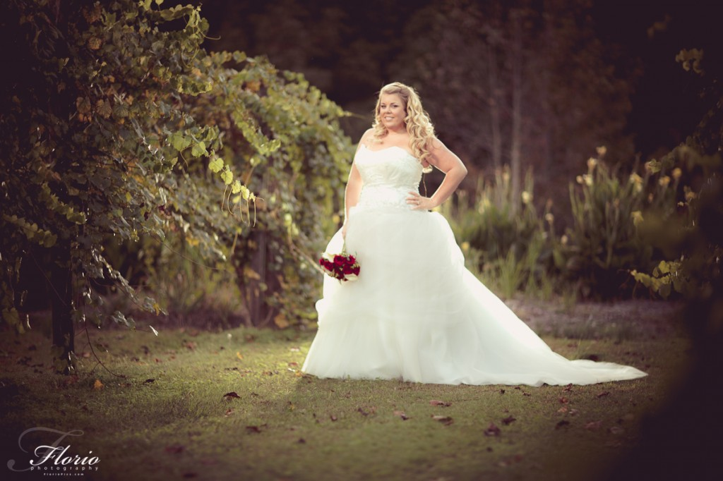 Cary, NC Bridal Portrait