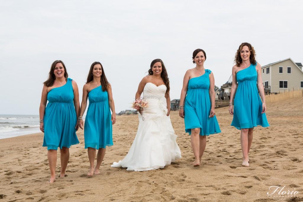 Kitty Hawk OBX wedding