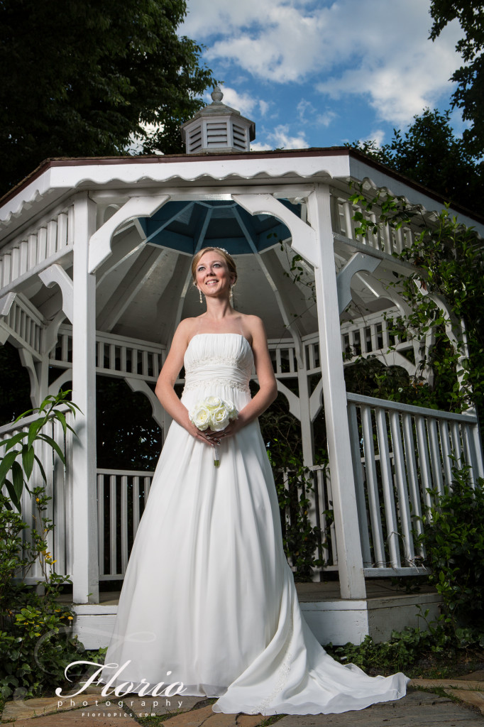 Raleigh Bridal Portrait