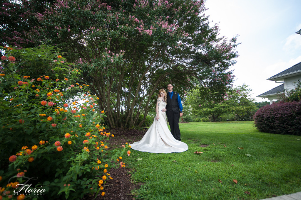Louisburg Wedding Photographer