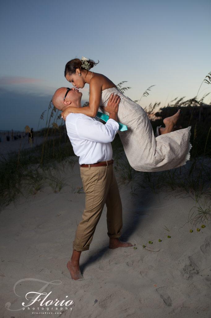 Wedding Photography at Emerald Isle